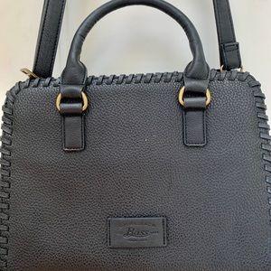 Boho Black Crossbody Bag
